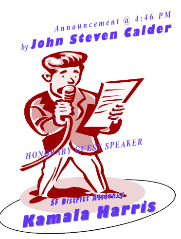 John steven calder political participation local political action committee i host local candidates every friday for neighborhood meet and greets see current events m4hsunfo